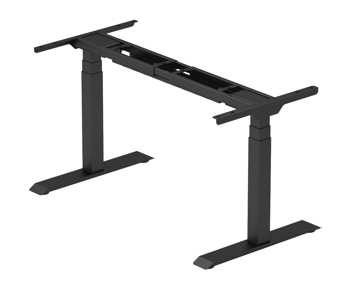 C-Stand Desk Frame Has Stronger Support Than Premium Frame
